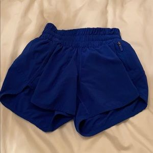 Lululemon Blue Shorts 2